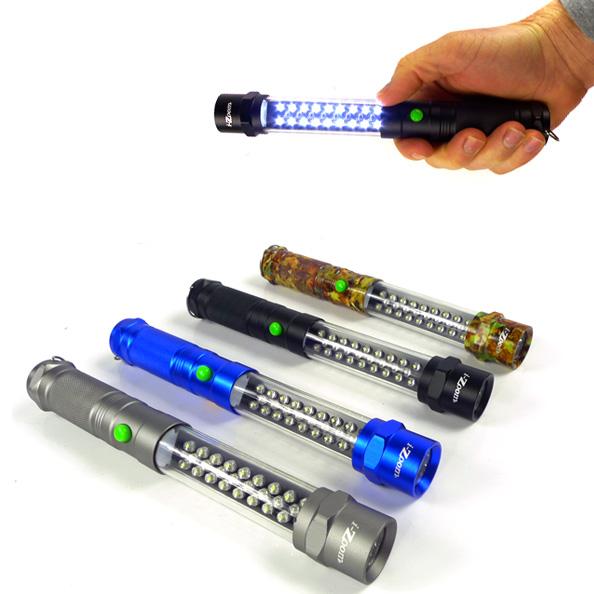FREE Aluminum 35 LED Utility a...