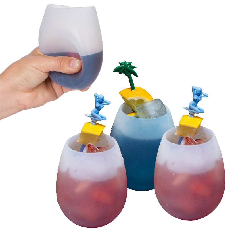 4-Pack Unbreakable 12-oz. Wine Glass