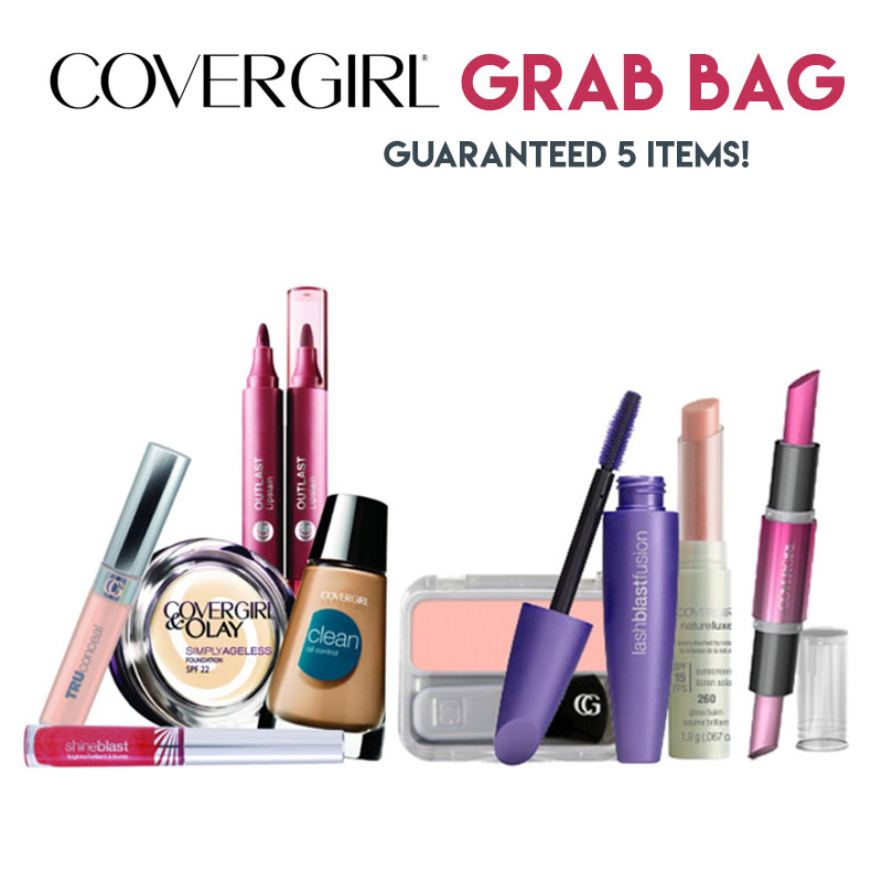 Covergirl Cosmetics Grab Bag -...