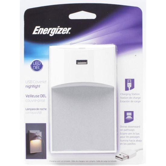 Energizer High Speed Charging USB Nightlight
