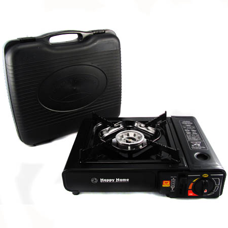 Portable Gas Stove W/ Carrying Case