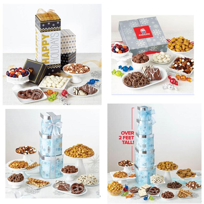 HUGE Gourmet Snack Gift Assort...