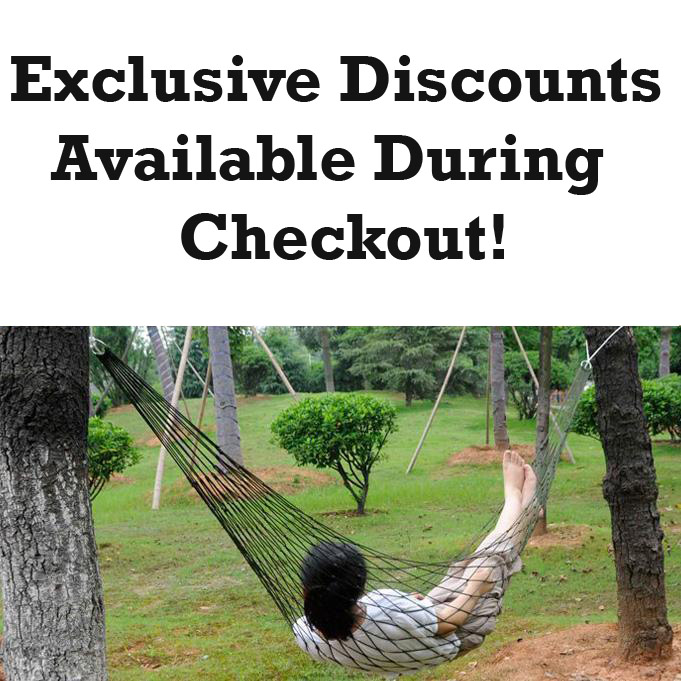 FREE Indoor/Outdoor Hammock {P...