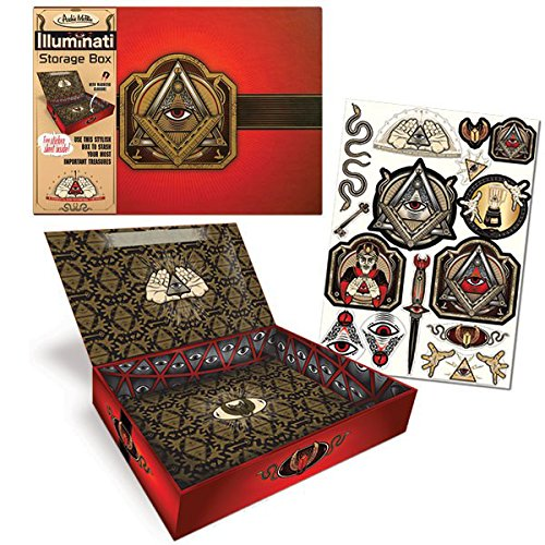 Limited Edition Illuminati Mys...