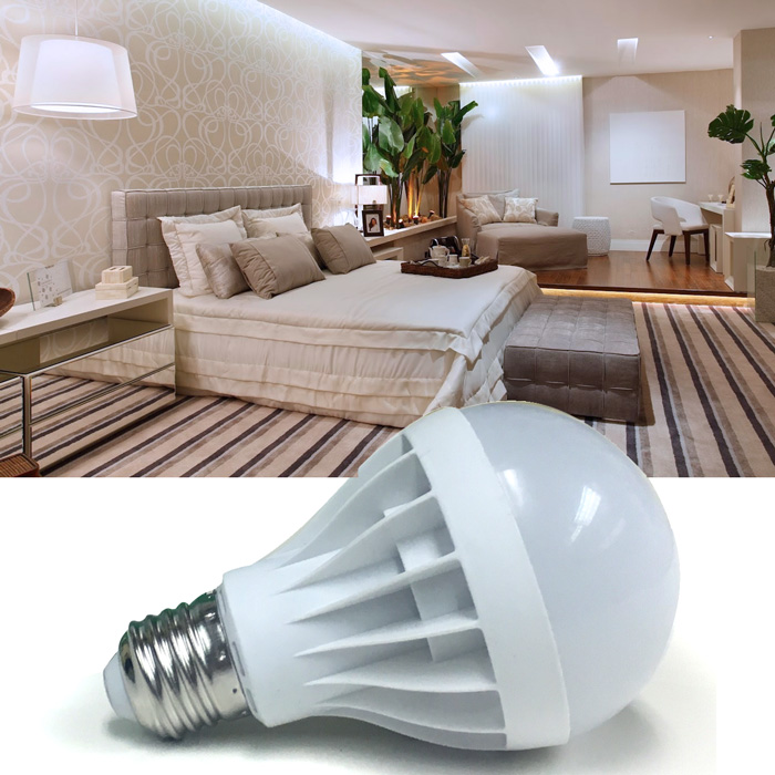 3 Pack of LED Light Bulbs - Available in 60 Watt and 100 Watt Equivalent - Save money AND be green this year! One 3-Pack for $8.99 or Six+ 3-Packs for $6.99 Each! SHIPS FREE!