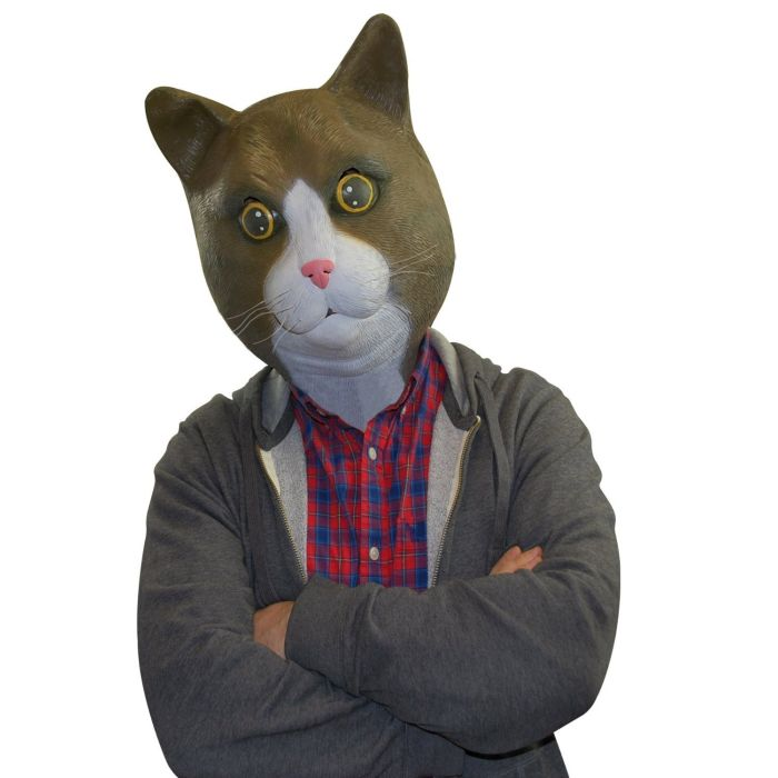 Buster Brown The Cat Mask - $9...