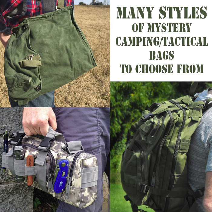 Mystery Tactical Bag, Summer D...