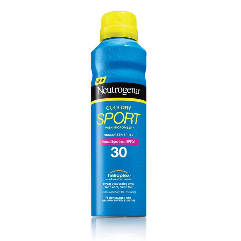 END OF SEASON SALE - Neutrogena CoolDry Sport 30 SPF and Water Resistant - UNLIMITED $1.49 SHIPPING! Order up to 40 with only $1.49 shipping!