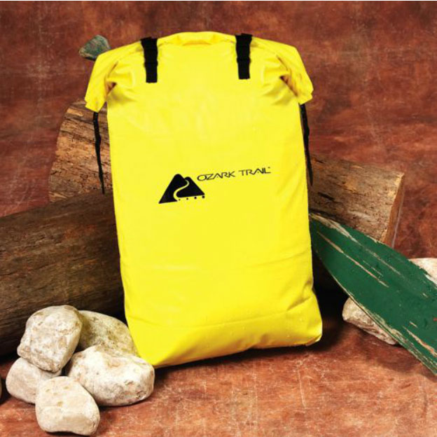 Ozark Trail Yellow Extra Large Dry / Float Bag - Keep Your Gear Dry! - One for $12 or Two for $20! - SHIPS FREE!