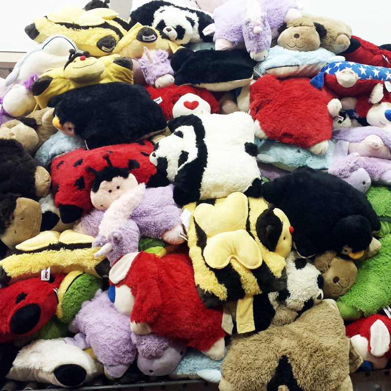 Free $5 Gift Card When You Donate a Large Pillow Pet to a Child in Need  - Like donating the toy for free!
