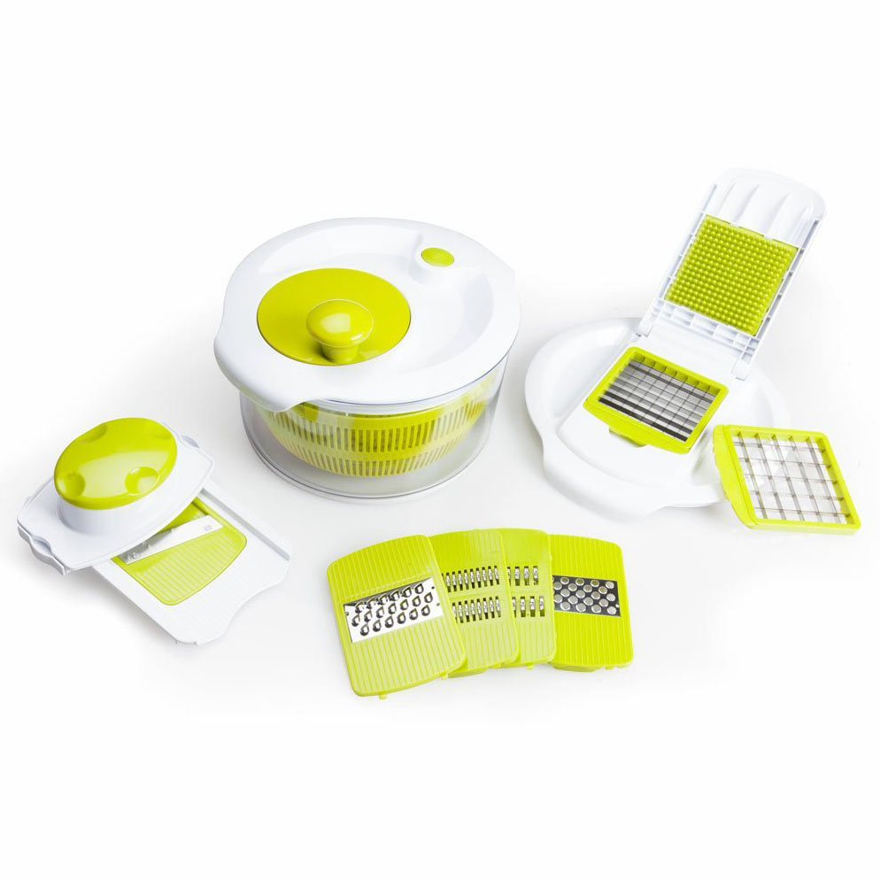 Salad Spinner Kit
