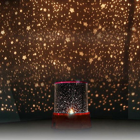 Mini Star Nightlight - Fill Your Room With Stars! - SHIPS FREE!
