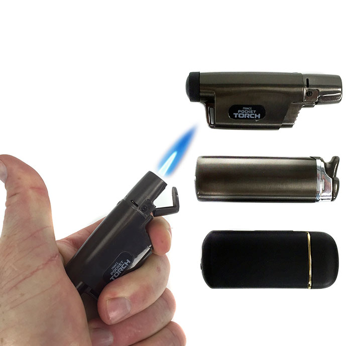 3 Pack of Refillable Torch Lig...