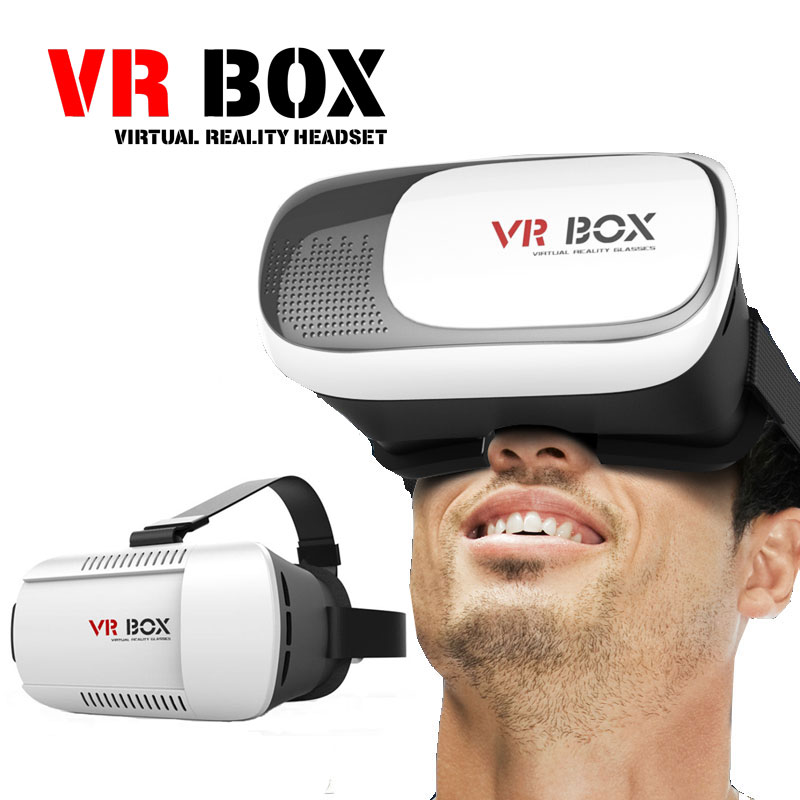 VR Box - Virtual Reality Headset - Play 3-D Games and Watch 360 Degree Videos! ONE FOR $15 OR TWO FOR $25! SHIPS FREE!