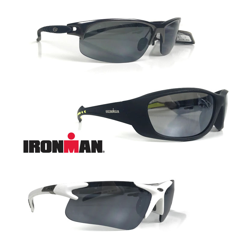 2 Pairs of Iron Man Sunglasses