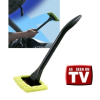 3-pack EZ Reach Microfiber Cleaning Wand