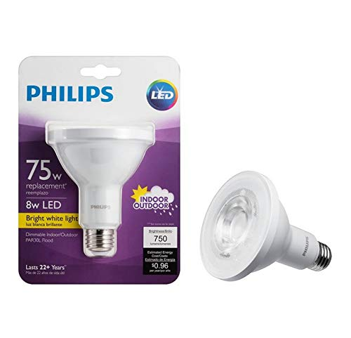 INSANE DEAL! Philips 75w Equivalant LED Bright White Dimmable Energy Star Flood / Recessed  Light Bulb - Currently $14 EACH on Amazon! - EVEN BETTER, order 12 or more for only $3.99 each! - UNLIMITED FREE SHIPPING!