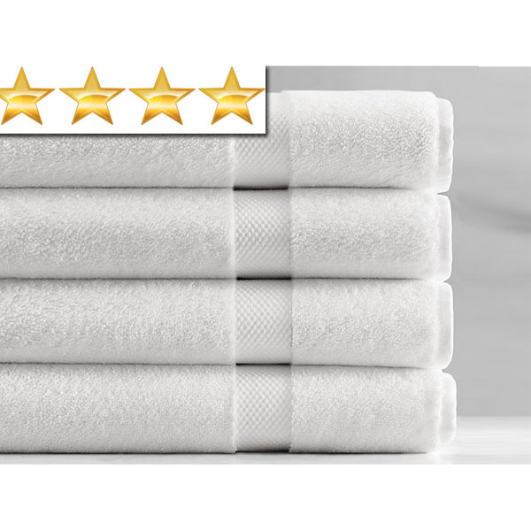 CLEARANCE - 6 Pack of Resort Hotel Towels - Order 2+ sets for just $23.94 - Only $3.99 Per Towel! This is a STEAL on Towels! SHIPS FREE!