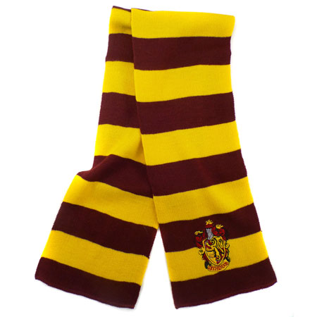 Harry Potter Coat of Arms Scarf