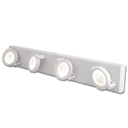 "Wireless 16"" LED Under-Cabinet Track Light"
