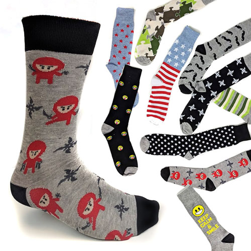 $14.99 (reg $40) 10 Pairs of F...