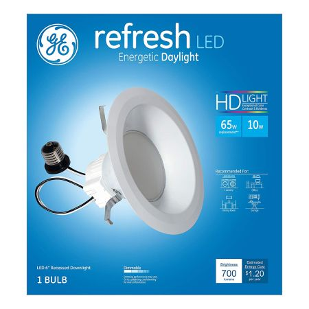 $8.49 (reg $25) GE Lighting 68...