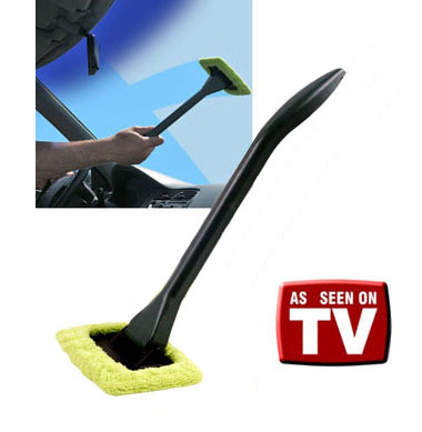 EZ Reach Microfiber Cleaning Wand - One for $4.49, Two for $8, or Three for $3.33 each! SHIPS FREE!