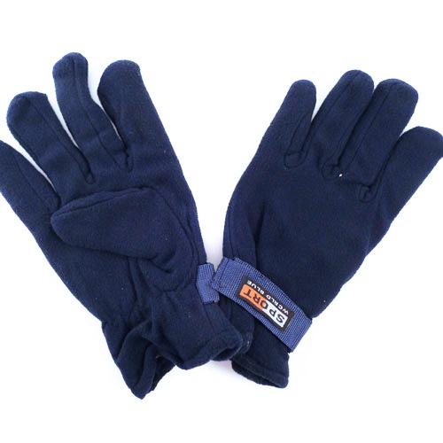 3 Pack Polar Fleece Gloves (Multiple Color)