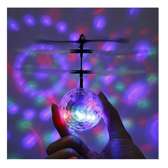 $5 (reg $25) Flying Disco Ball...