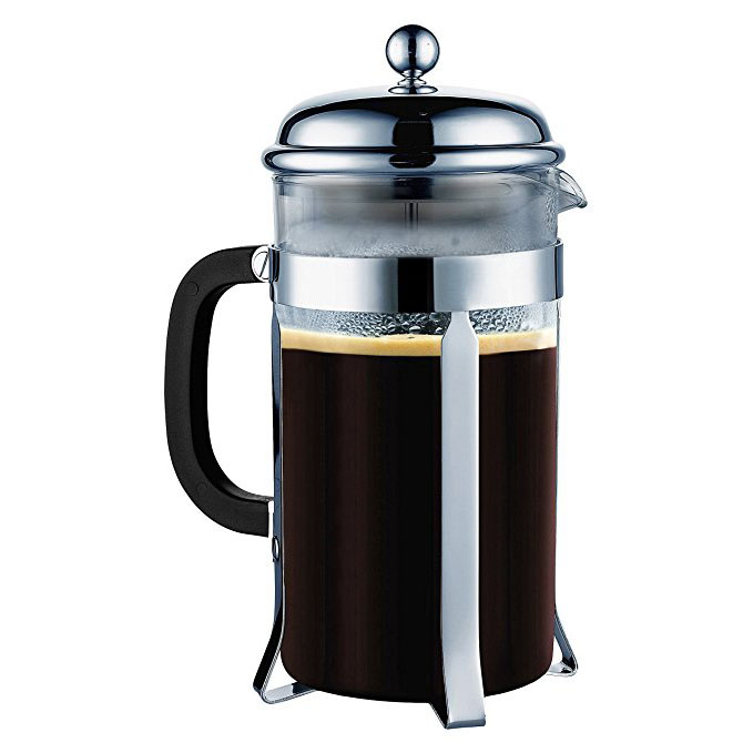 French Press Coffee Maker Cholesterol : That Daily Deal