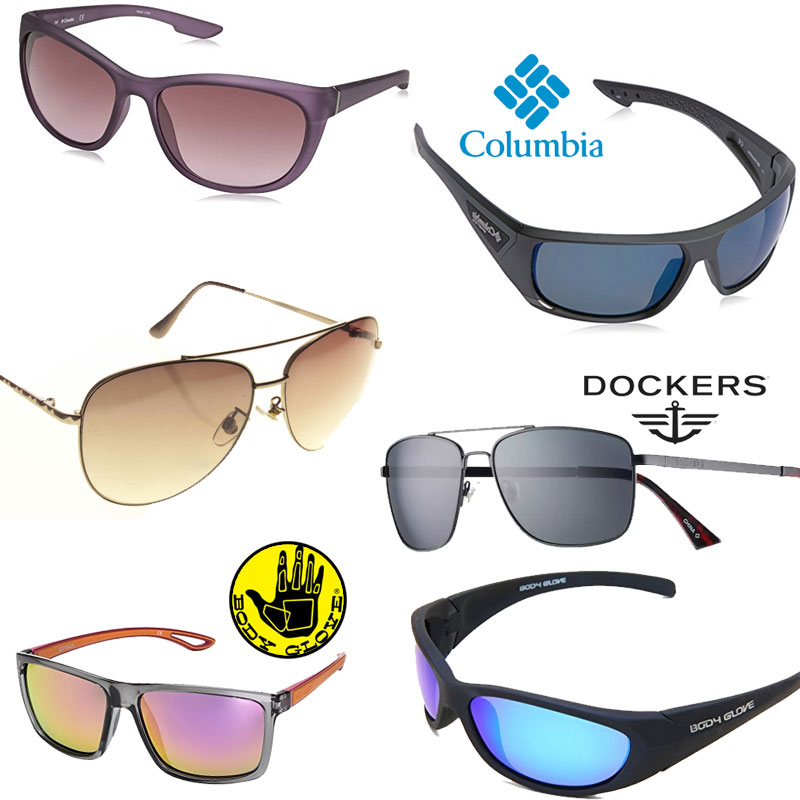 CLEARANCE - 3 Pack Men's or Women's Name Brand Polarized Sunglasses - These retail for $30-$40 each in stores! Our price, just $3.33 each! SHIPS FREE IMMEDIATELY!