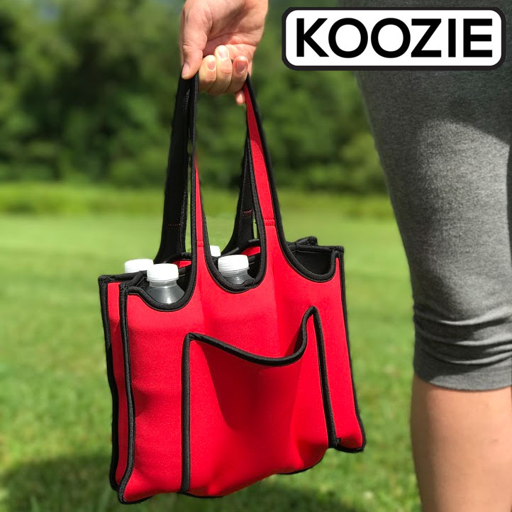 THESE ARE AWESOME! Neoprene 6 Pack Holder by Koozie - Great for keeping beer, water, soda.... beer cold and handy! Currently $15 on amazon! Order 6 or more for just $5.99 each! SHIPS FREE!