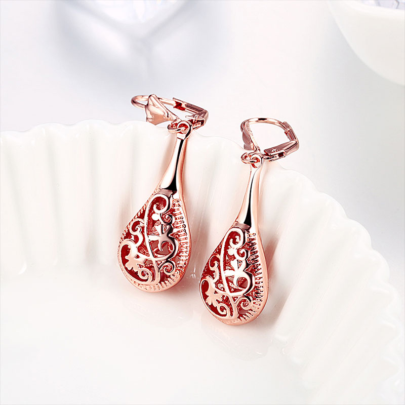 $14.99 (reg $50) 18K Rose Gold...