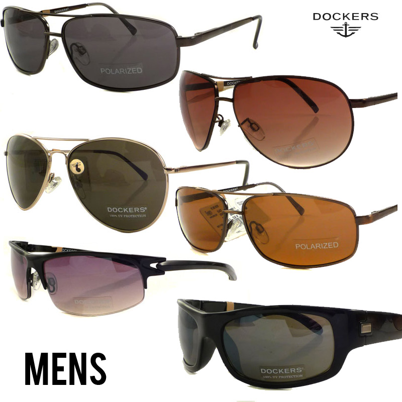 661bfa6469 3 Pack of Assorted Mens or Womens Dockers Sunglasses - 3 Pairs for  16 or 6  pairs for  28! SHIPS FREE! - THAT Daily Deal