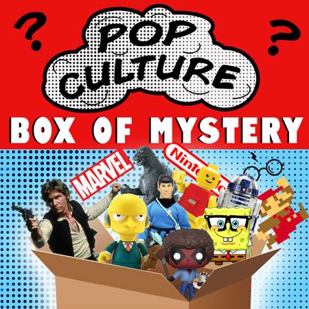 $24.99 (Reg $100) Pop Culture.