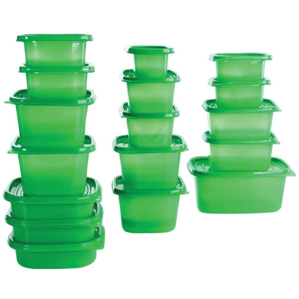 50 Piece Always Fresh Air Loc Food Containers