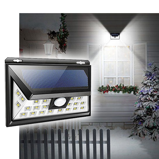 $11.99 (reg $35) Solar Powered...