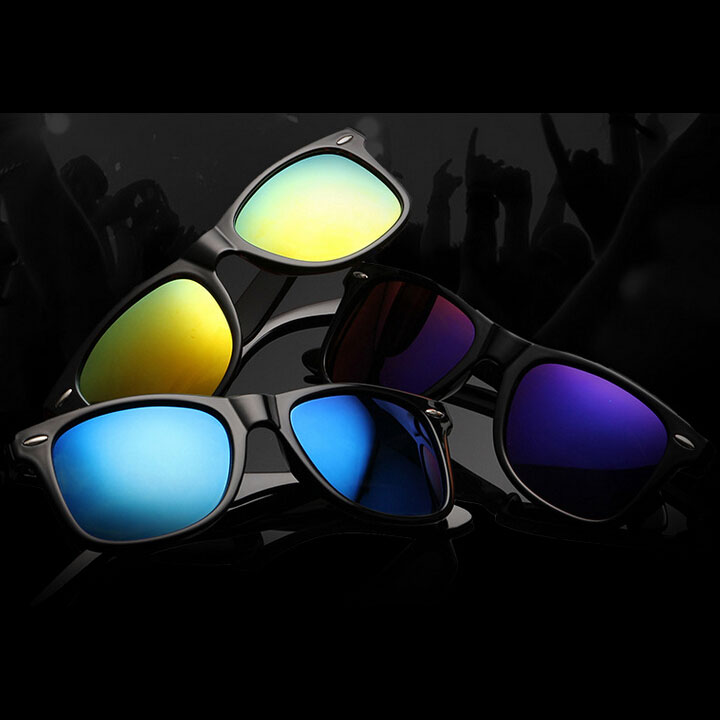 Polarized Wayfarer Style Sunglasses - Several Color Combinations to Choose From! - 1 For $7 Or 2 For $12! SHIPS FREE!